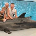 Марина Метель: счастливая семья