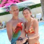 Марина Метель: любимый муж и я